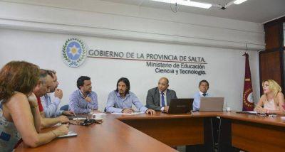 Iniciaron las negociaciones salariales con el sector docente