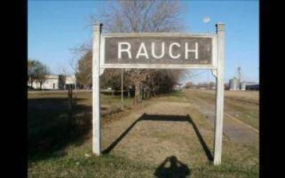 El Municipio de Rauch firm� convenio con entidades rurales
