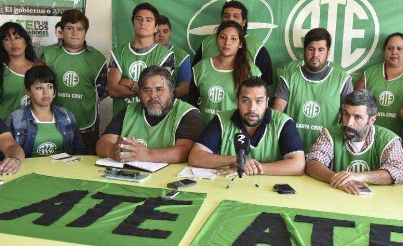 ATE exige llamado a paritarias y sueldo mínimo de 16 mil pesos