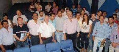 Intendentes del FCS también quieren cargos nacionales