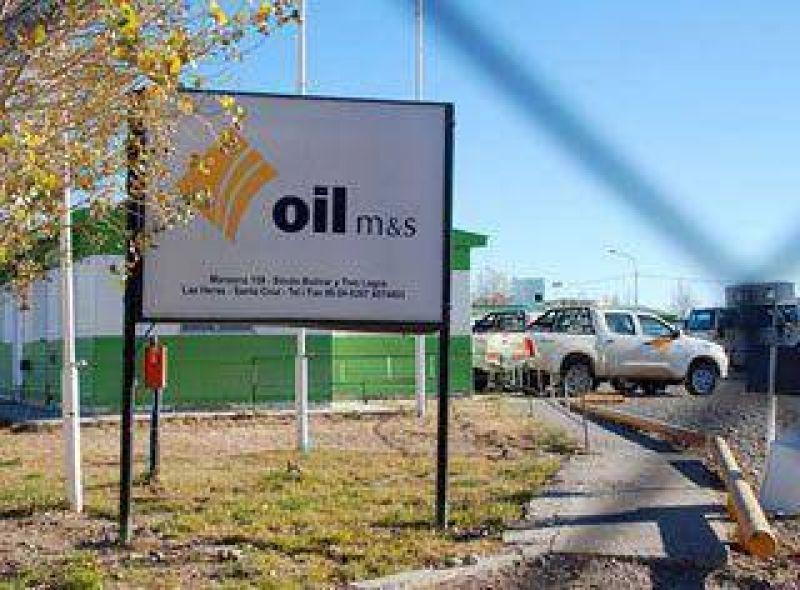 Trabajadores de OIL bloquearon la sede de la empresa y reclaman por una diferencia en la liquidaci�n salarial