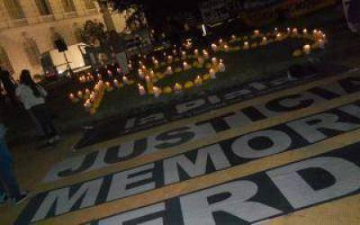 Inundados de La Plata marchan en reclamo de la renuncia del fiscal de la causa