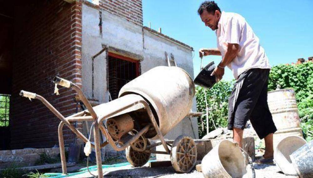 El costo de la construcción en Córdoba aumentó 2,7% en enero