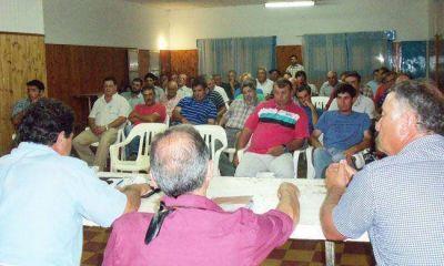 Federaci�n Agraria dice que hay 20.000 hect�reas con �p�rdidas totales�