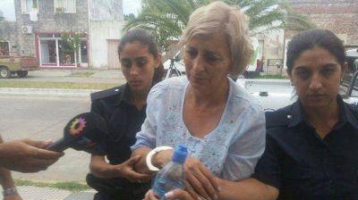 La ex suegra de Christian Lanatta recuperó su libertad pero seguirá imputada