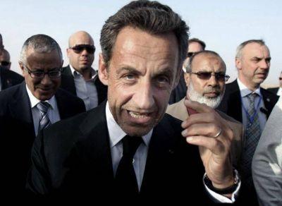 La Justicia francesa imput� a Sarkozy por financiaci�n ilegal de su campa�a de 2012