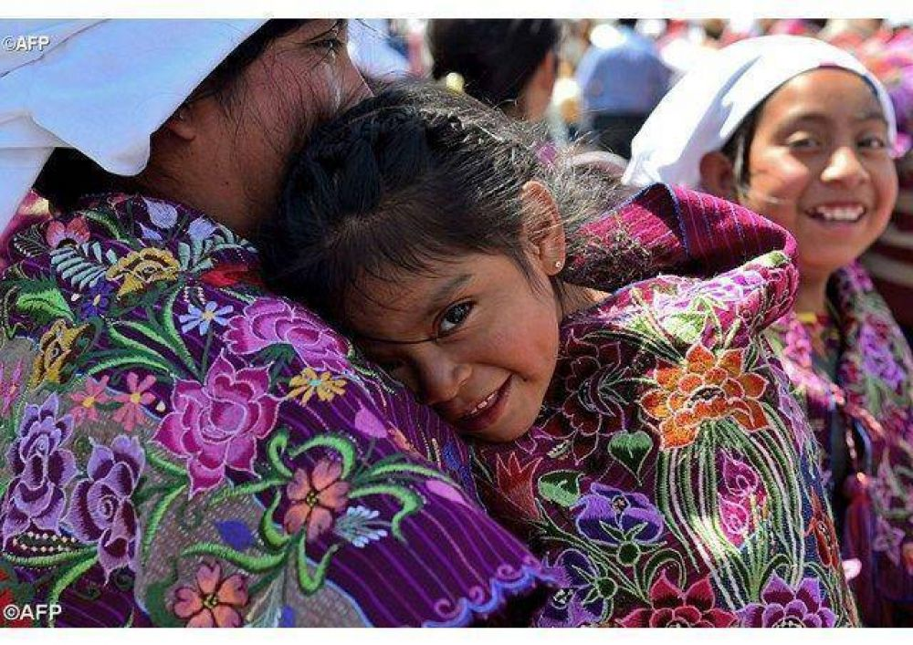 «Gracias por mirarnos J'Tatic Francisco», le dijeron los indígenas al Papa en Chiapas