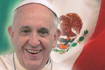 Programa del Papa en México – miércoles 17
