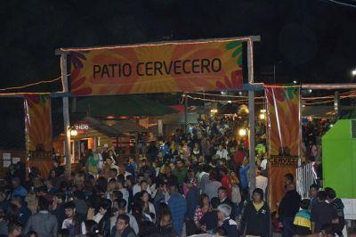 La gastronomía, un plato destacado en la Fiesta de la Cerveza