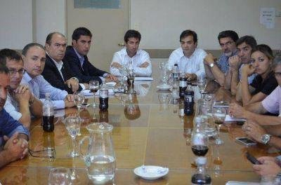 Herencia Arlía: Cenzón reclama la Emergencia en Infraestructura
