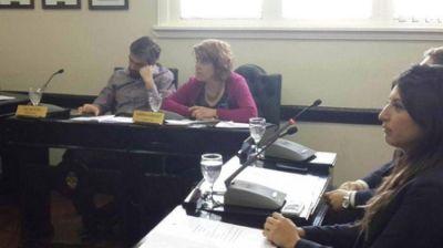 Reprimenda política en el Concejo Deliberante a los electos que firmaron comunicado del Frente para la Victoria