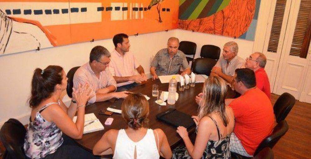 Crearán en Saladillo una Comisión para tratar los convenios de trabajo municipal