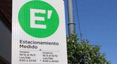 Carlos Iriarte confirmó que por falta de tarjetas no se cobra estacionamiento medido