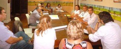 Comisión de Infraestructura del HCD