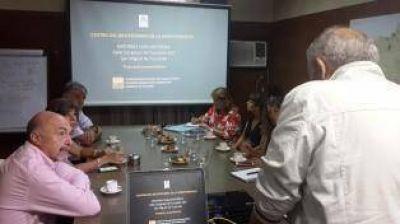 El Ente del Bicentenario y la capital quieren refaccionar la Casa Histórica