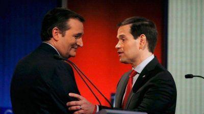 Marco Rubio y Ted Cruz criticaron la visita de Barack Obama a Cuba