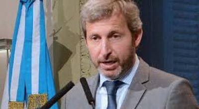 Frigerio recibió a ministros de Economía provinciales