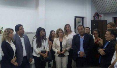 Viviana López asumió como titular de la GECAL San Juan