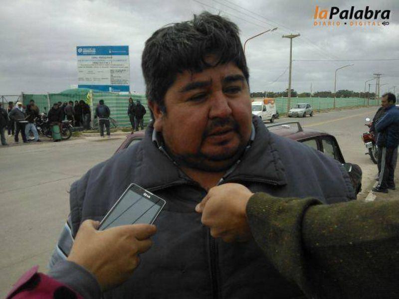Obreros de la construcción se declararon en estado de alerta y movilización