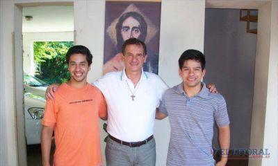 Desde el Obispado de Goya piden oración por los nuevos seminaristas y colaborar con un bono de $300