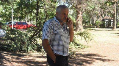 Ahora Peressini desafía a concejales y a vecinos