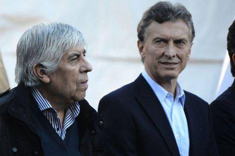 """Hugo Moyano: """"El anuncio es un avance"""""""