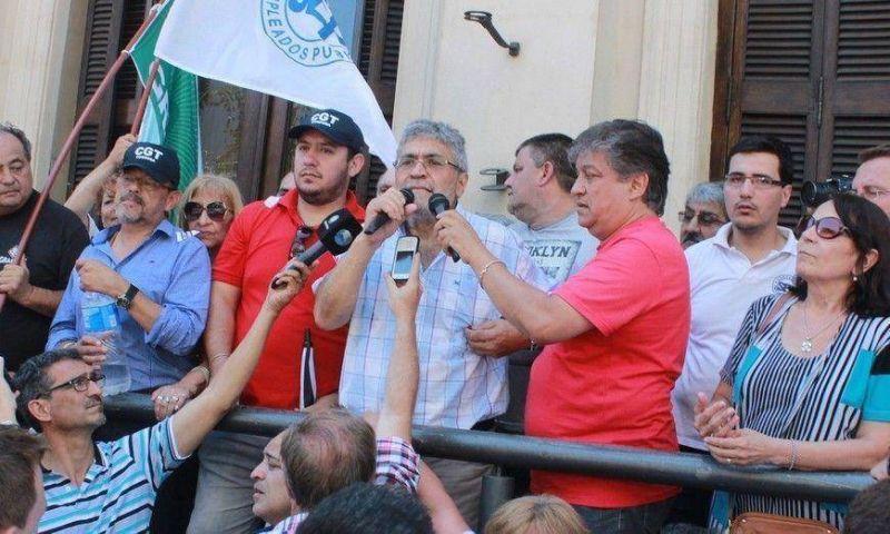 La primera movilización contra el macrismo a nivel nacional se realiza hoy en Córdoba