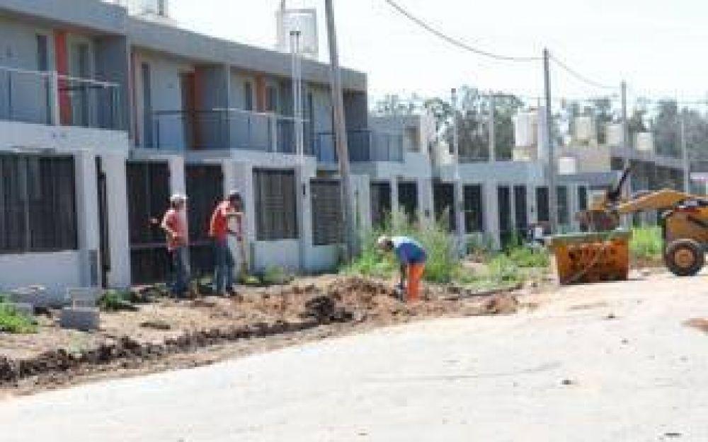 Tandil: Despiden a 100 trabajadores de viviendas del Procrear