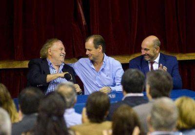 Bordet y Ginés González García lanzaron la primera Escuela de Políticas Públicas de Salud