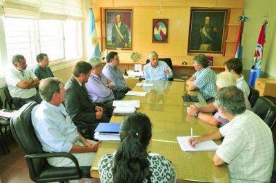 Se ratificó la intención de reactivar el puerto local