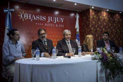 Foro de Municipios: el vicegobernador pidi� unidad provincial para desarrollar lo que Jujuy necesita