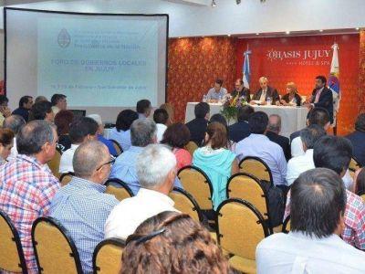Jefes comunales de Jujuy son capacitados para la generación de proyectos