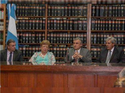 LOS JUECES EN JUJUY SE DESIGNARÁN POR CONCURSO