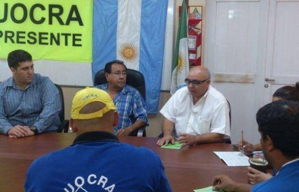 La UOCRA avala el nuevo código ambiental municipal
