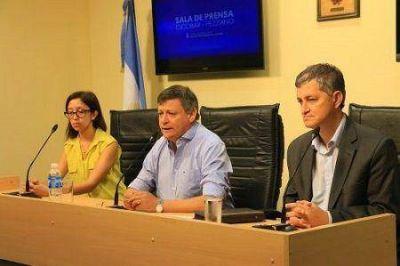 Peppo aseguró que el Gobierno trabaja para garantizar el inicio de clases