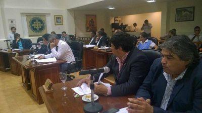 El CD aprobó la modificación del organigrama municipal