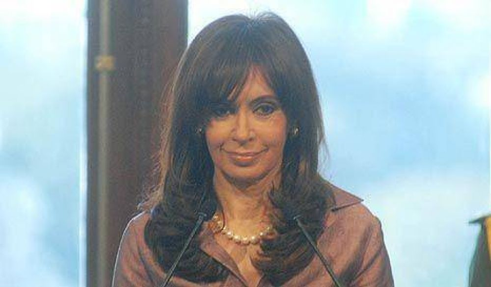 """CFK pidió suspender """"derechos económicos"""" de la vacuna"""
