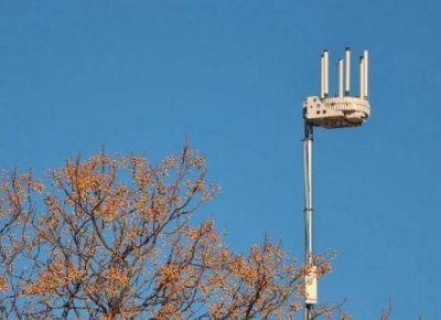 Wi Fi gratuito: instalaron nuevas antenas en la provincia