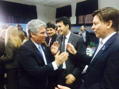 """Riccardo: """"Si Poggi tiene la intención de enmarcarse en nuestro proyecto político es bienvenido"""""""