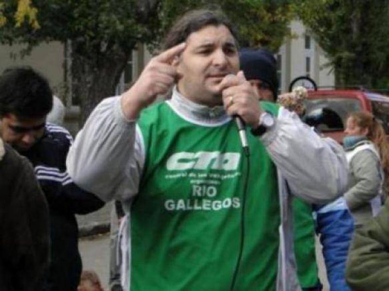 Garzón dio su versión sobre los disturbios ocurridos éste tarde frente Casa de Gobierno