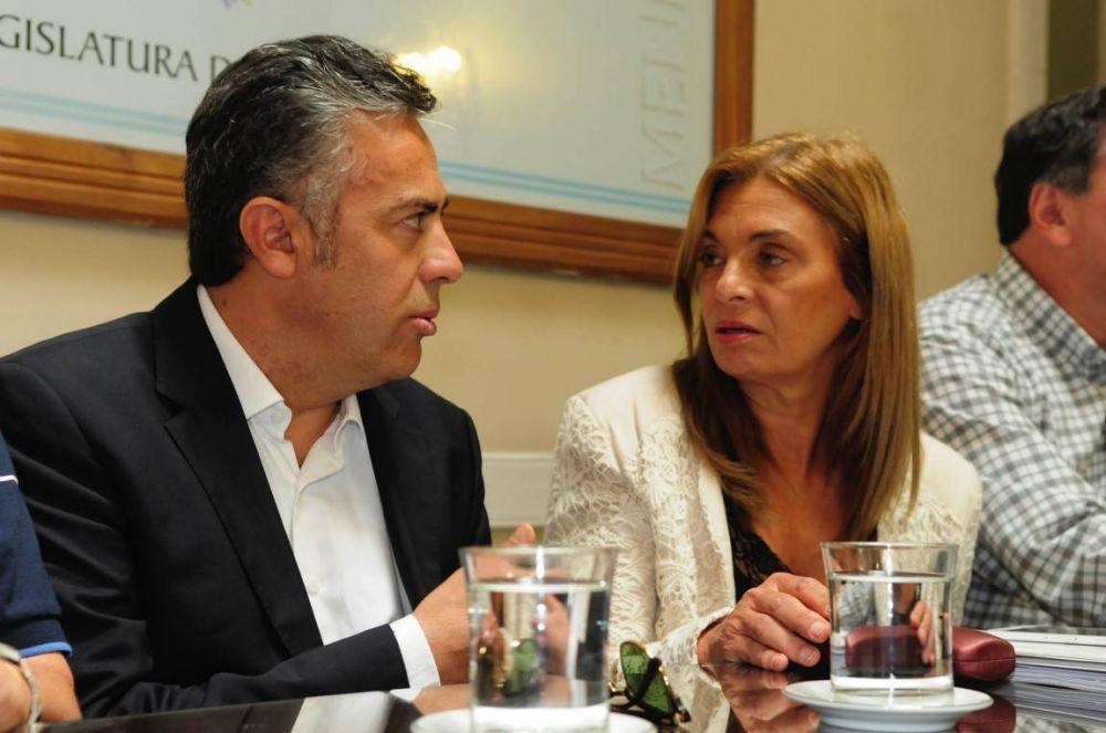 Cornejo pide una reparación nacional