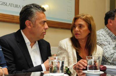 Cornejo pide una reparaci�n nacional