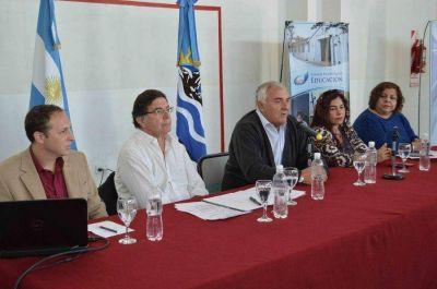 Supervisores de toda la provincia se reúnen en Río Gallegos