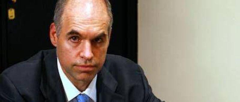 """Rodr�guez Larreta calific� de """"mamarracho"""" la despenalizaci�n de la tenencia de drogas"""
