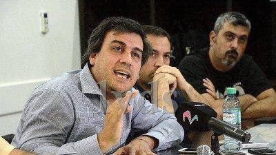 El intendente contin�a en Buenos Aires negociando con Naci�n ayuda financiera para la ciudad
