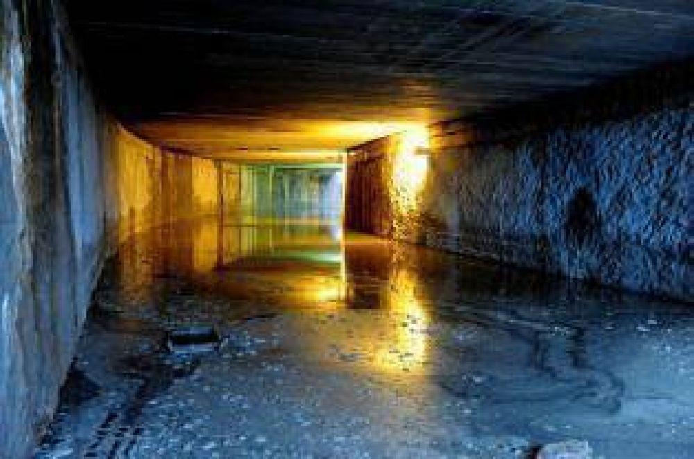 """""""Aquí no ha pasado nada raro ni se malgastó la plata"""", dijo Mirkin sobre la obra de los túneles"""