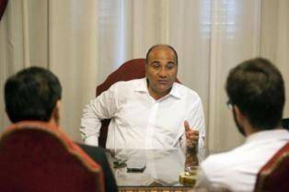 """El PJ local avaló a Manzur y pidió que no se """"judicialice la política"""""""