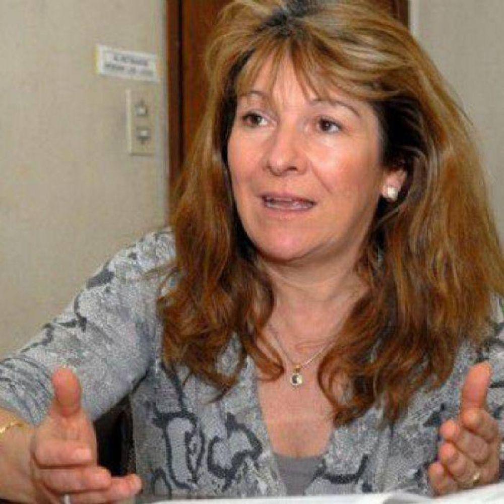 Mónica Felices se hará cargo de la Gerencia de Empleo y Capacitación Laboral
