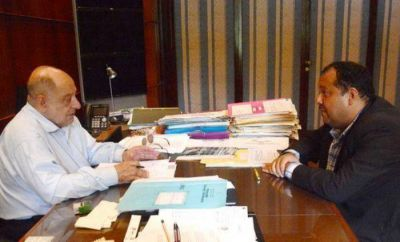 Subsecretario de Empleo de la Naci�n fue duro con Jorge Trovato y la gesti�n anterior