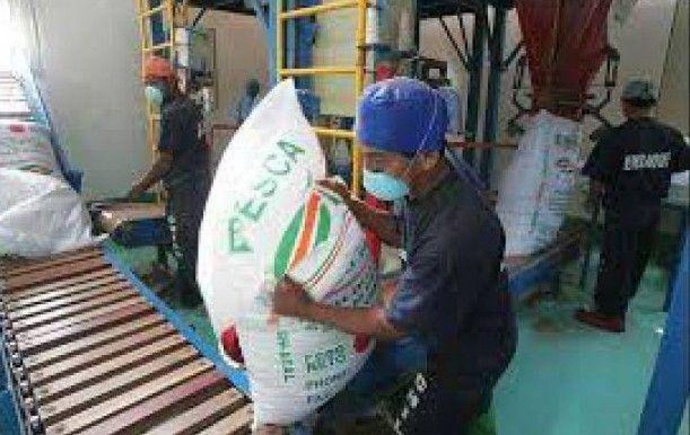 """Hidalgo: """"La semana que viene nos reuniremos con las autoridades del OPDS por la situación de las harineras"""""""
